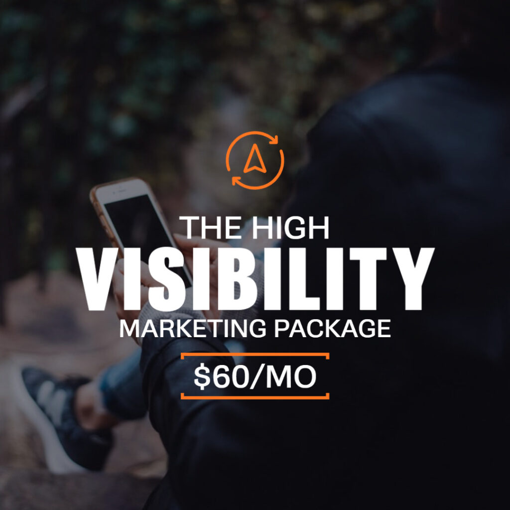 Visibility Kings | High Visibility Marketing Package